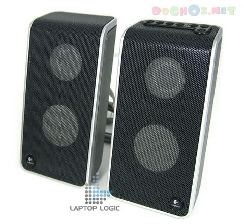 Bộ loa 2.0 Stereo Logitech V20 Notebook Speakers