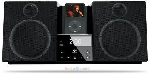 Bộ loa cho iPod, iPhone Logitech Pure-Fi Elite™