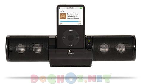 Bộ loa cho iPod - Logitech mm32 Portable Speakers for iPod