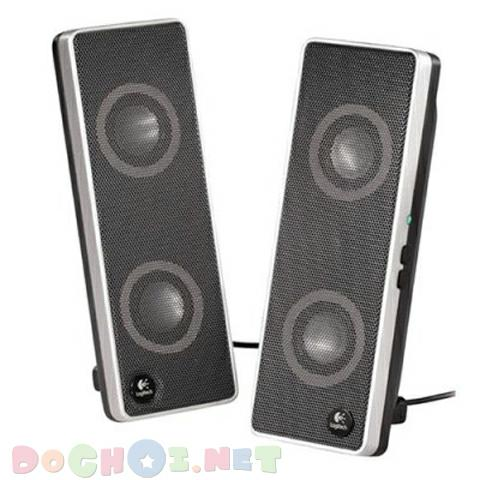 Bộ loa Logitech V10 Notebook Speakers