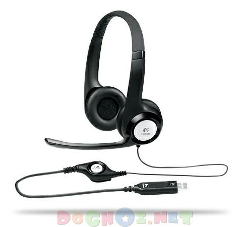 Tai nghe Logitech ClearChat Pro USB™ Headset