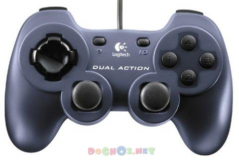 Tay Games Logitech Dual Action™ Gamepad 3