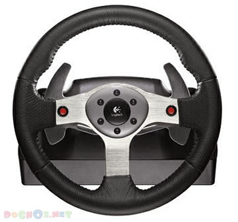 Logitech G25 Racing Wheel Joystick
