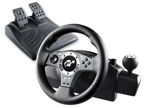 Logitech Driving Force EX Joystick