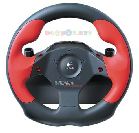 Vô lăng Logitech WingMad Formula Force GP Wheel Joystick