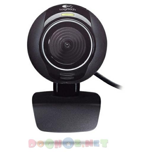 Webcam Logitech QuickCam® E 3500™ - An Easy-to-Use Webcam with Enhanced Image Quality.